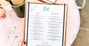 chamber of commerce, menu, when harry met sally, business associations